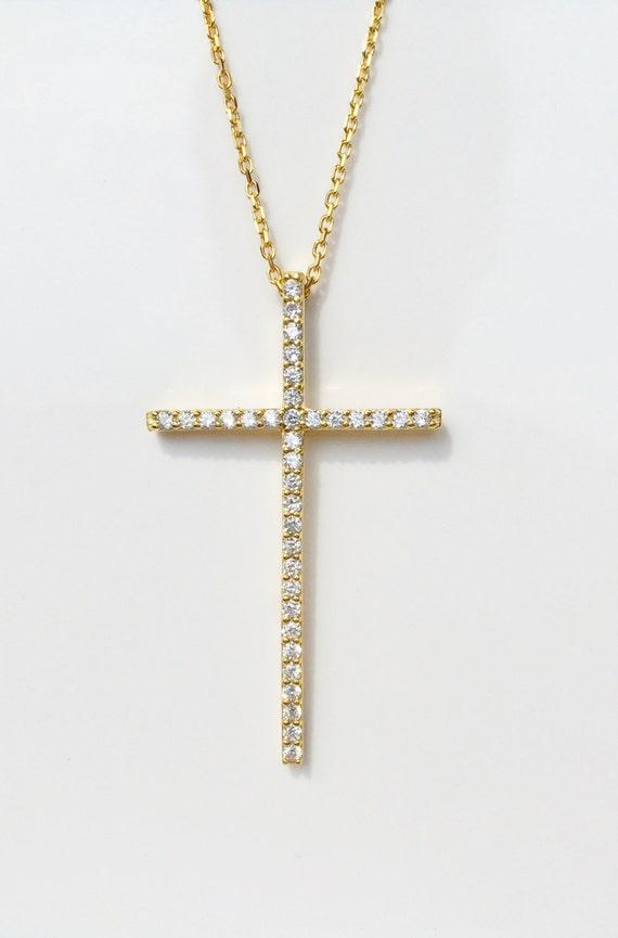 cross, cross jewelry, cross necklace, cross charm, cross gift, CLEARANCE SALE
