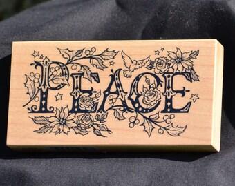 PSX 1996-K-2368 Christmas Peace