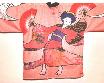 Japanese Hapi: Geisha