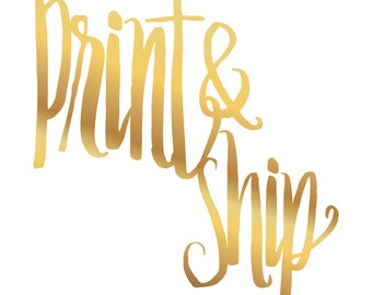 Divine Design - Print & Ship - No need to buy the printable, just message me which one you want!