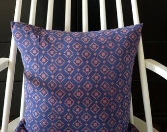 "block printed cushion cover ""Fino"""