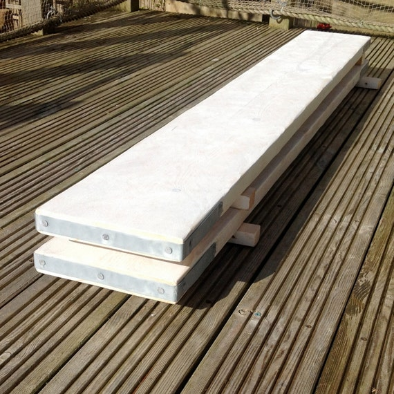 Scaffold Boards Shelves Sanded Cut To Size With By