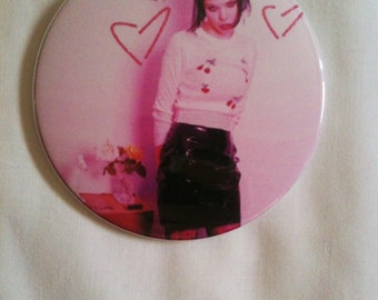 CherryBlossomGirl Pins face limited