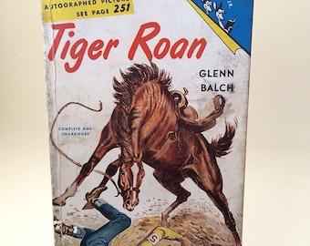 Tiger Roan by Glenn Balch, 1950