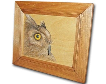 SALE ****  Owl to be personnalised