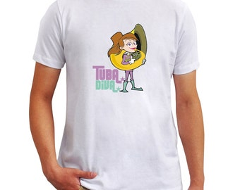 Tuba diva T-Shirt