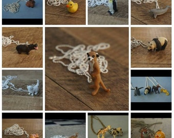 Happy animals chains