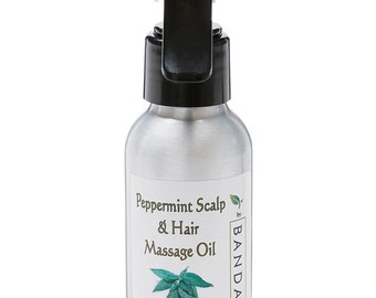 Peppermint Scalp Massage Oil 100ml/ 3.2fl oz