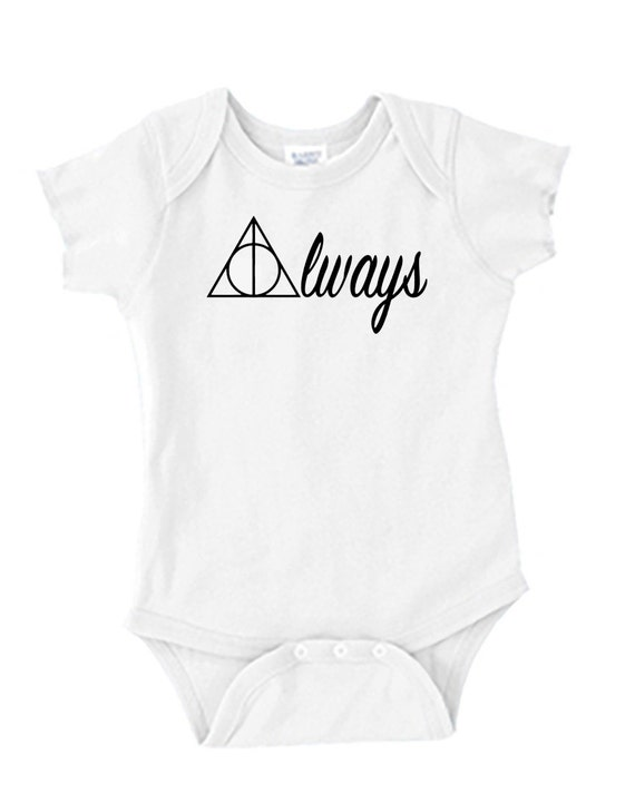 Harry Potter Baby Onesie - Always