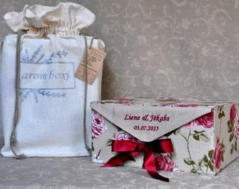 Shabby chic. wedding memories box. rustic Wedding. shower gift. Keepsake box. Wedding card box. personalized gift
