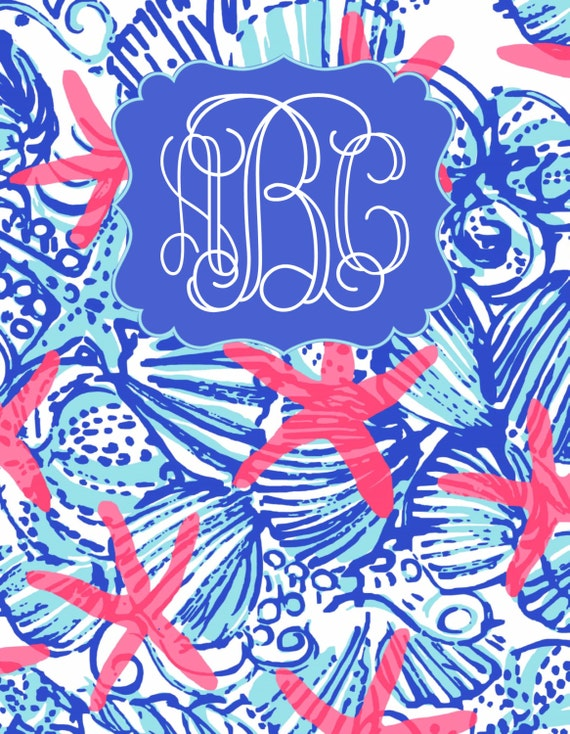 Silly for Lilly #24 Personalized Spiral Notebook