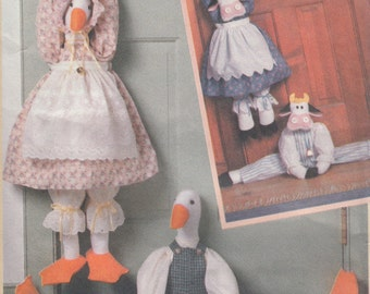Butterick 4779 Draft Stop Decoration Sewing Pattern - Home Decor Sewing Pattern - Uncut Sewing Pattern - Craft Sewing Pattern