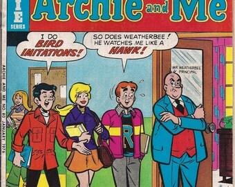 Archie Comic Series No  80, Cat# 06969 Jan 1976 Archie and Me