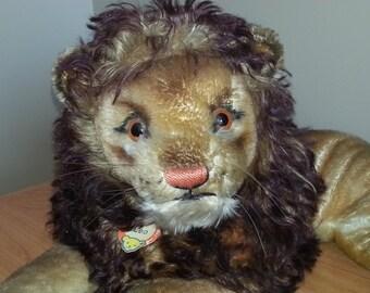 Vintage Steiff Leo the Lion