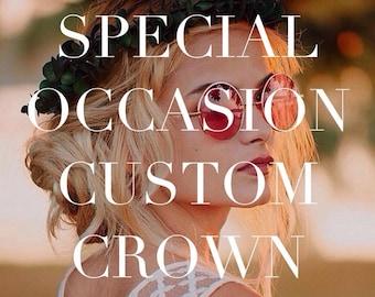 Custom Lux Crown