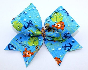 Nemo Cheer Bow