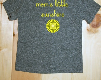 Mom's Little Sunshine Tee