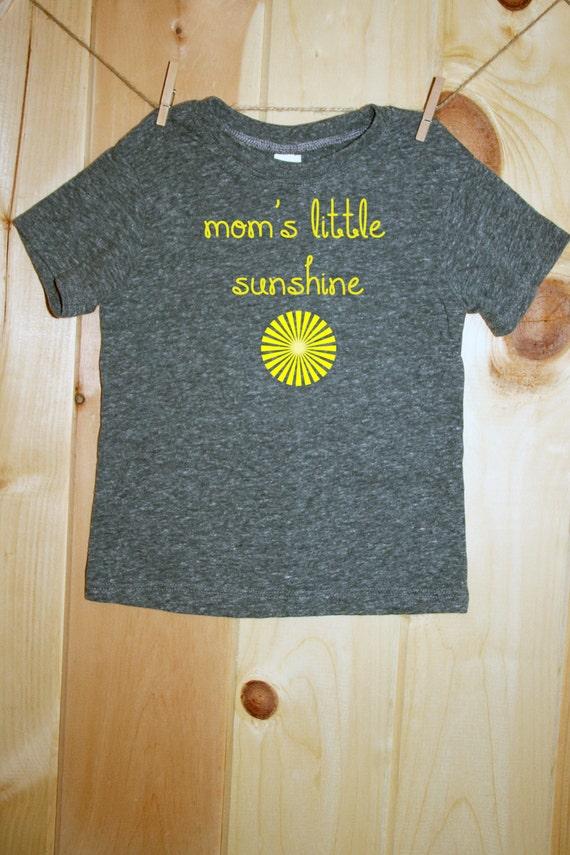 Mom's Little Sunshine Tee