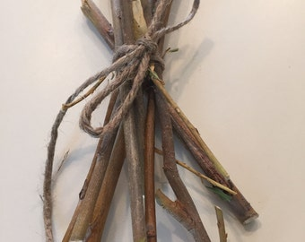 Willow Twigs for Bunnies, Guinea Pigs
