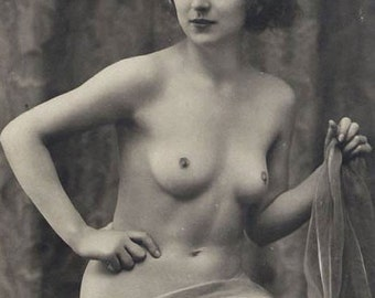 1920 multiple nudes