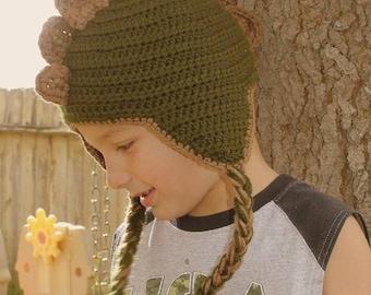 Kids Dinosaur hat// Stegosaurus Dinosaur hat//baby dinosaur hat// baby photo prop