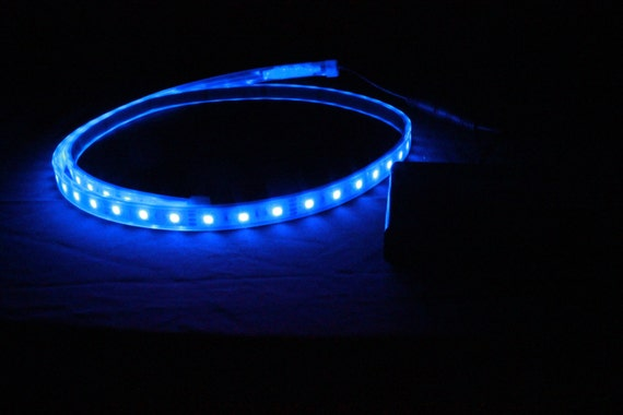 Color changing led rope rgb light w built in by for Led lights for craft projects