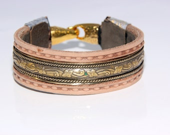 """JRP designer bracelet """"Flower tendrils"""""""