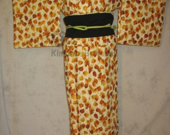 Custom Japanese yukata