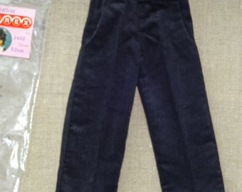 pair of dolls trousers