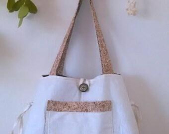Sandie's Tote, Handbag or Diaper Bag