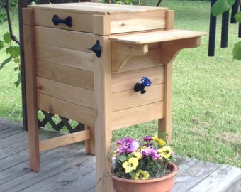 Cooler stand/Ice chest stand