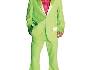 70's Pimp - Luminous Green