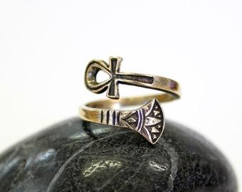 Ankh Ring 462