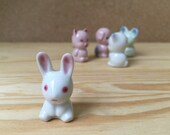White Rabbit and Friends (Vintage)