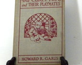 The Curlytops and Their Playmates-Howard Garis-Antique Children's Series 1922 First Edition Illustrated Storybook Charming and Sweet Tales