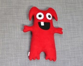 Red Plush Monster, Max