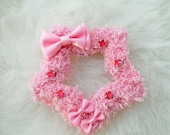 2-Way Pink Barrette and Pin Combo