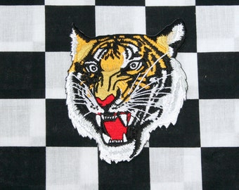 Tiger Patch / Biker Patch / Small Patch