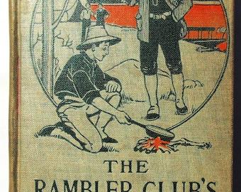 Rambler's Club Ball Nine 1913