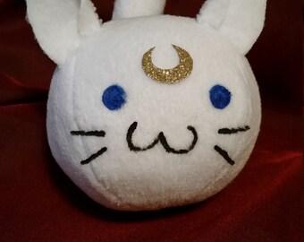 Artemis Cat Ball Plushie