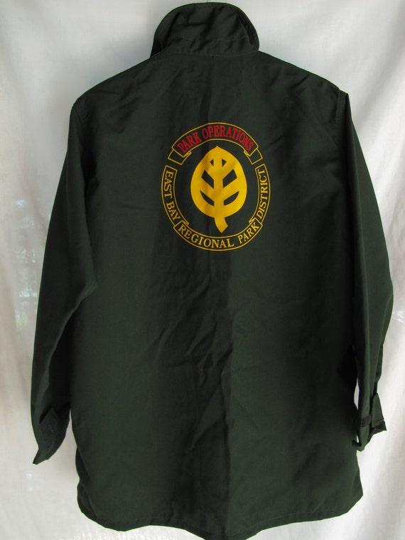 Costume Park Ranger Vintage Park Ranger Shirt