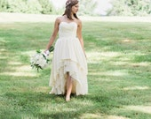 Beach Boho Wedding Dress - Stella by Starlight