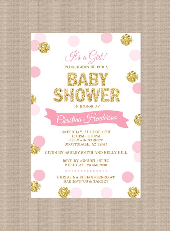 and pink baby shower invitation as well as walgreens photo invites