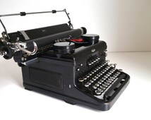 articles populaires correspondant underwood typewriter sur etsy. Black Bedroom Furniture Sets. Home Design Ideas