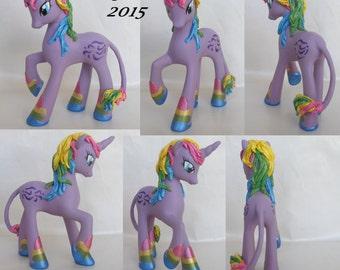 Custom My Little Pony Princess Windy G1 to G4