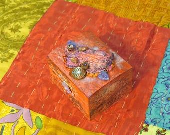 magical lizard king spirit mini box