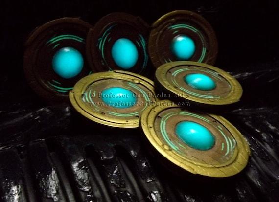 Destiny strange coins by professorcatpardus on etsy