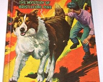 Lassie: The Mystery of Bristlecone Pine by Steve Frazee & Larry Harris, hardback