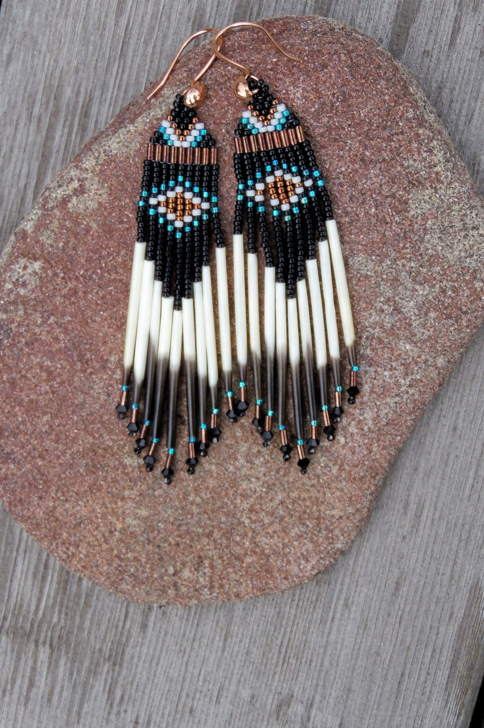 Porcupine Quill Jewelry Porcupine Quill Earrin...