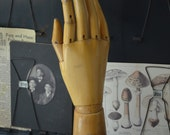 Antique Articulated Hand